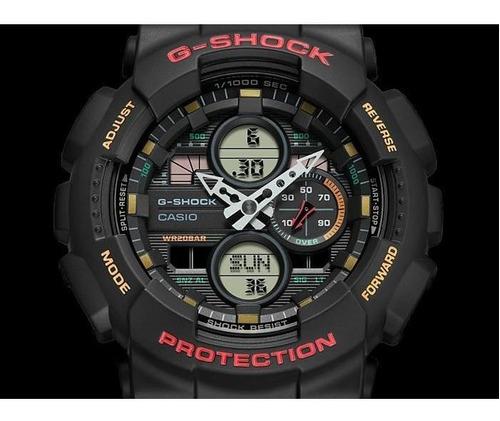 reloj casio g-shock ga-140-1a4