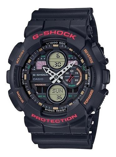 reloj casio g-shock ga-140 1a4 comercio oficial autorizado