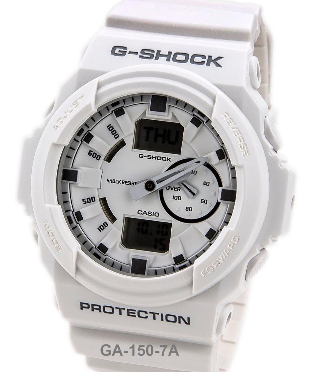G 200m Ga Crono Reloj Shock Velocidad Distancia Casio 150 clFK1JT