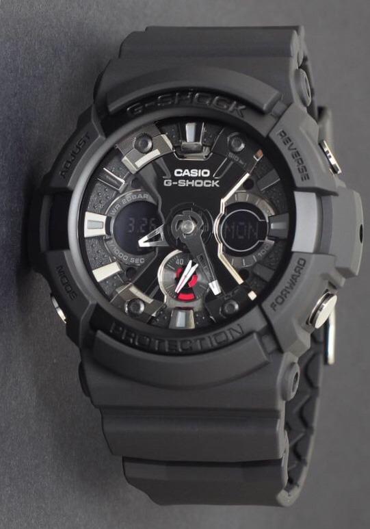e8fecfe90 Reloj Casio G-shock Ga-201-1a! Oferta Increible! Nuevo! -   2.899