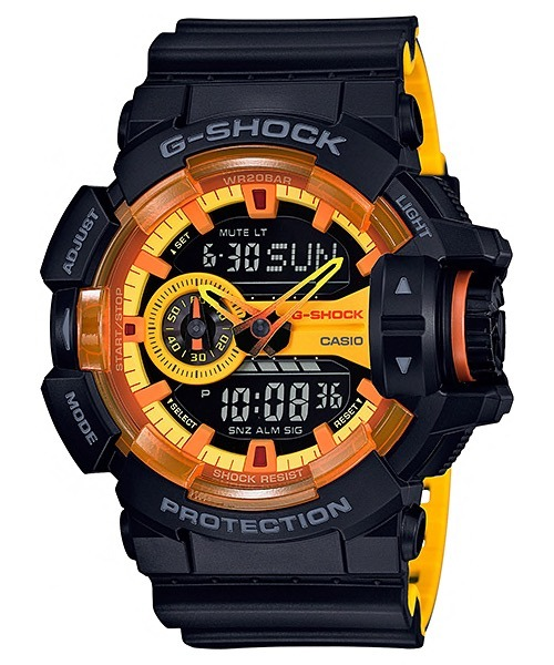 Internacional 400by Casio A Reloj Pedido Shock Envío Ga 1a G FTlJc1K