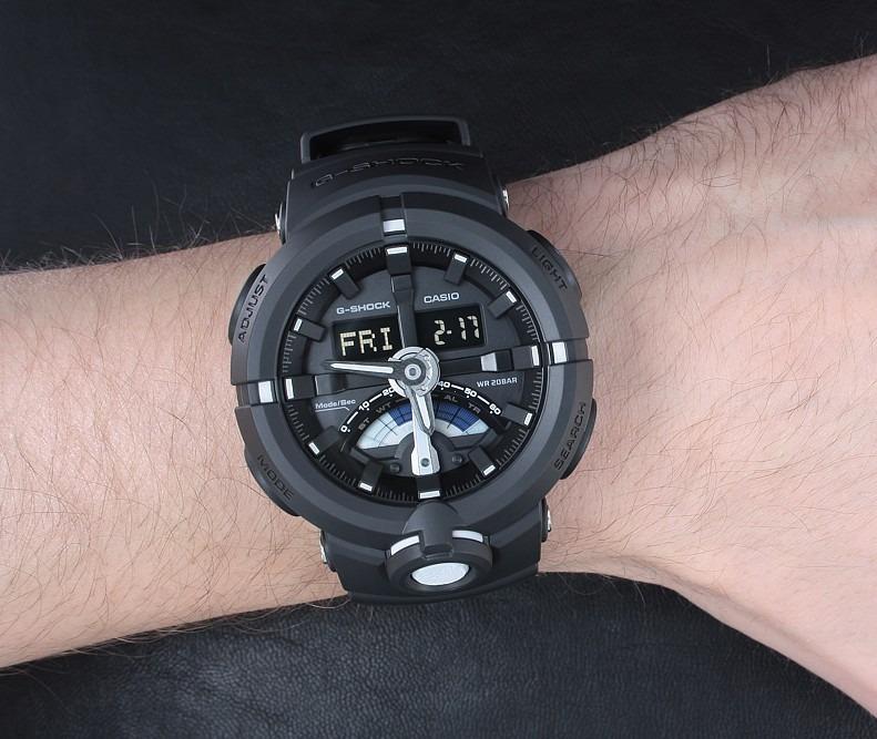 Reloj Casio G-shock Ga-500-1a - 100% Nuevo En Caja - S  499 dd905786d8a1