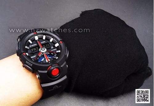 reloj casio g-shock ga 500-1a4 - 100%original nuevo- ztr