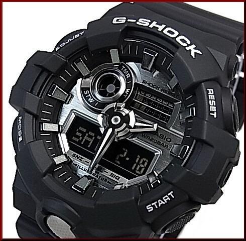 Reloj Casio G Shock Ga 700 1adr Negro Original Para