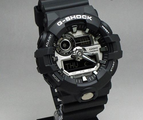 a6b26f1d79aa Reloj Casio G Shock Ga-710-1a Ag Of Local Barrio Belgrano -   8.970 ...