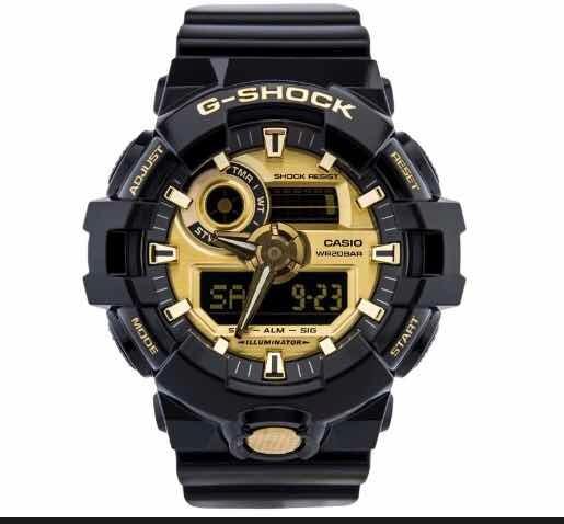 940cd43ebf9e Reloj Casio G Shock Ga 710 Edicion Especial -   2