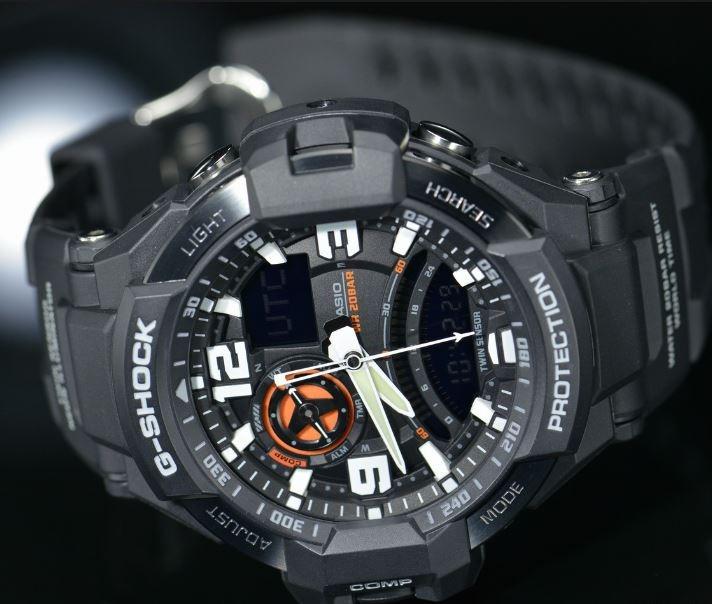 Casio G Stock 1a Gravitymaster Reloj NuevoEn Shock Ga1000 54L3AjR