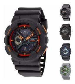 Genuino Casio Ga110 Reloj G 100 Shock RLS54c3qAj
