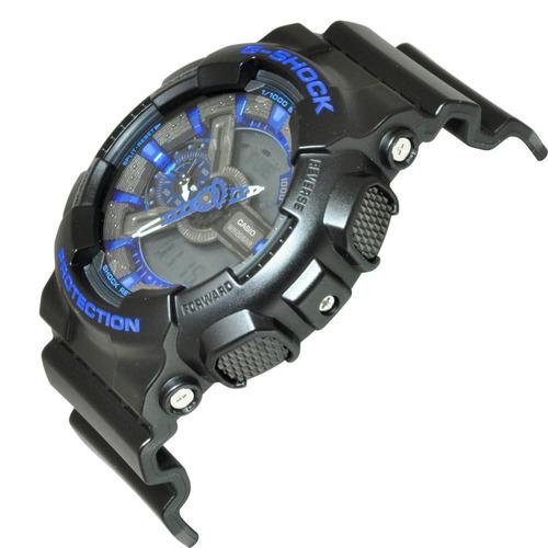 reloj casio g-shock ga110cb-1a original +como detectar falso