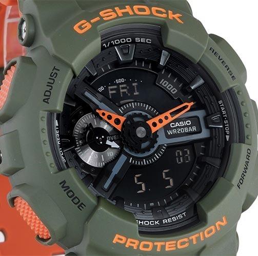 f8f97c5f6d24 Reloj Casio G-shock Ga110ln-3a En Stock Original Y Genuino - S  514 ...