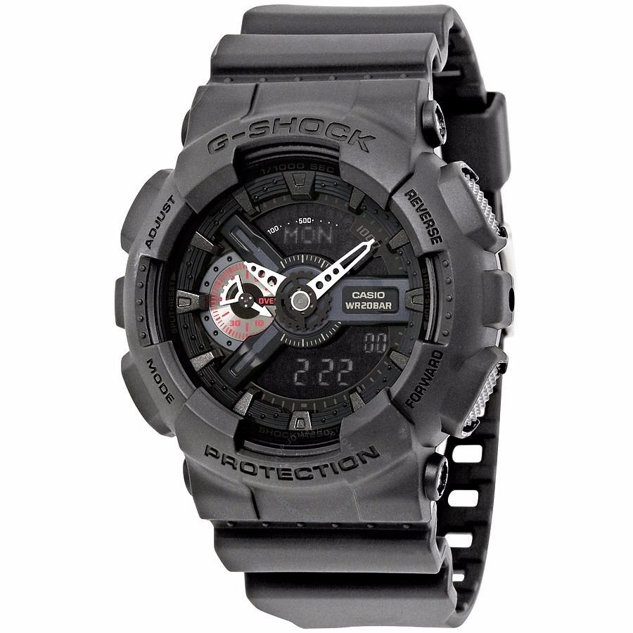 1a G Shock Negro Analógico Digital Reloj Casio Ga110mb deWCxBro