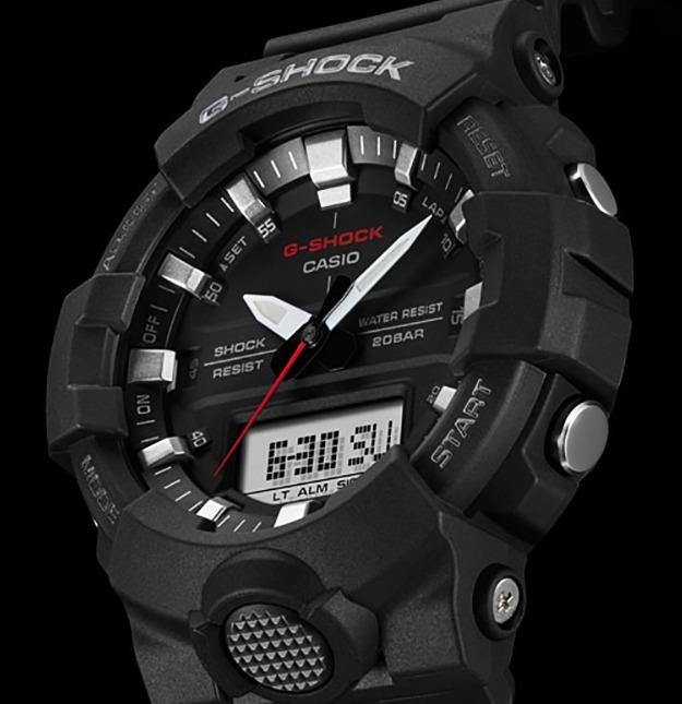 5dd11f3937a5 Reloj Casio G-shock Ga800-1a En Stock Original Solo Genuinos - S ...