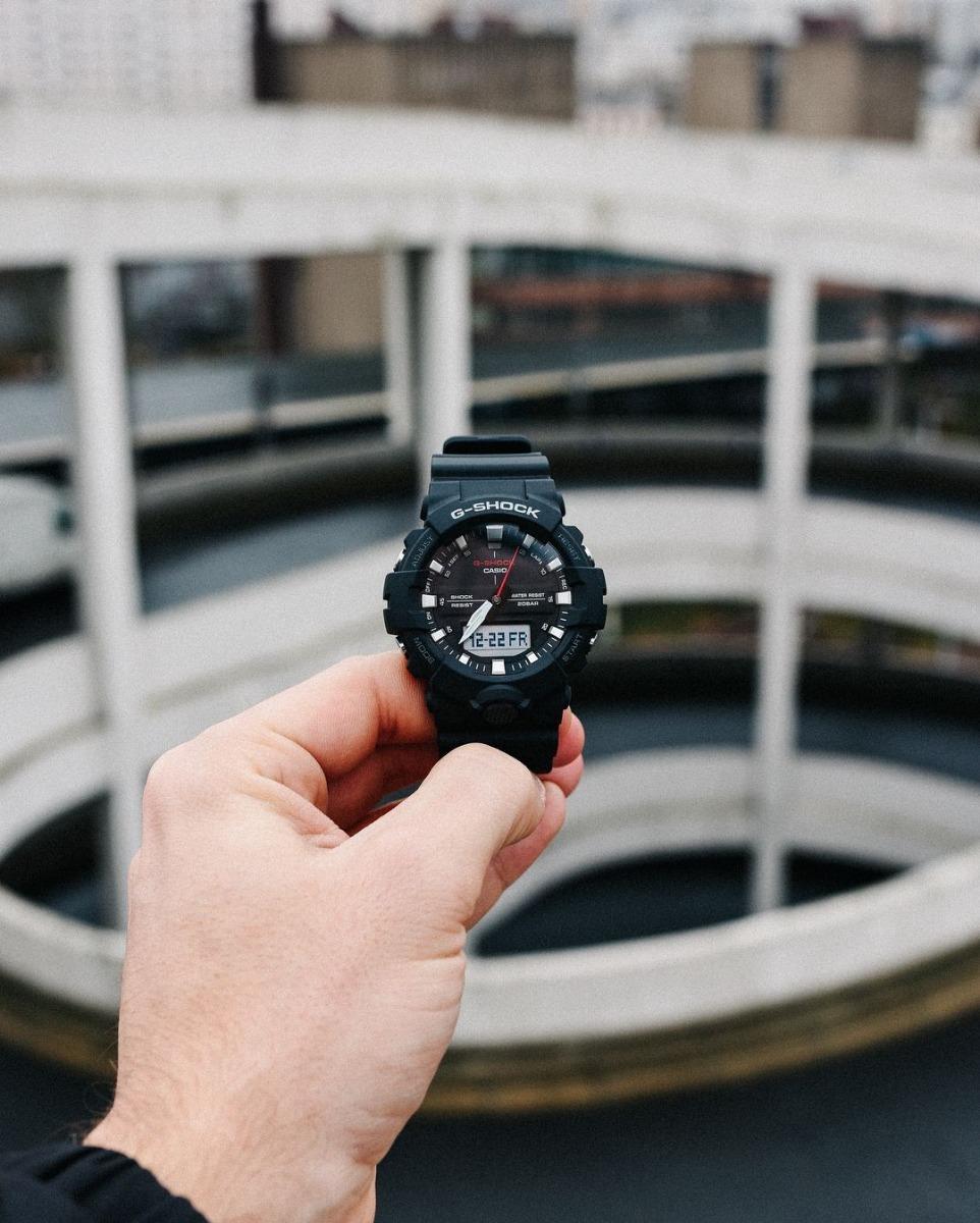 37ed9f0ba99c reloj casio g-shock ga800-1a en stock original solo genuinos. Cargando zoom.