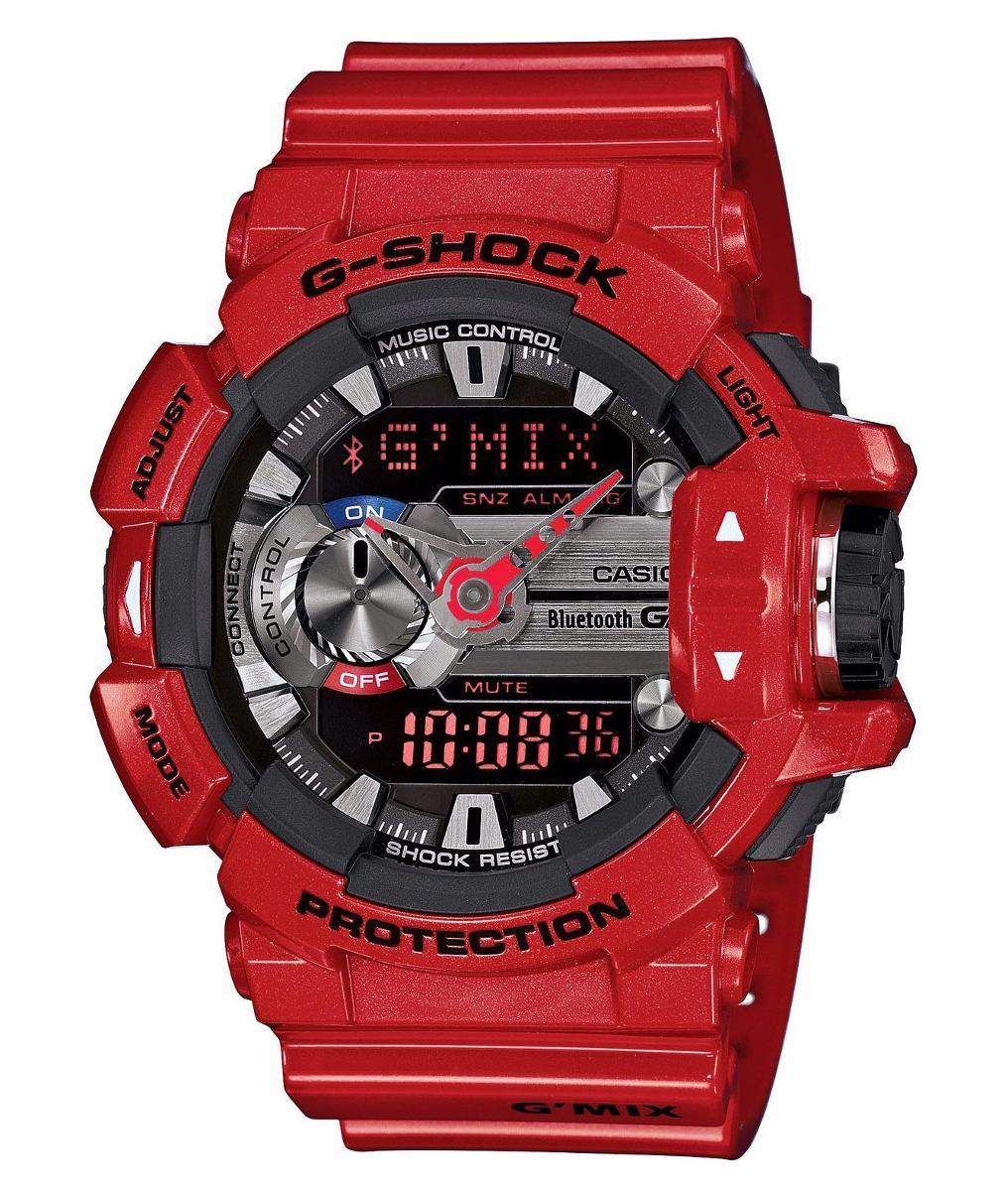 278a7eff23bd reloj casio g shock gba 400 4a bluetooth sumergible 200mts. Cargando zoom.