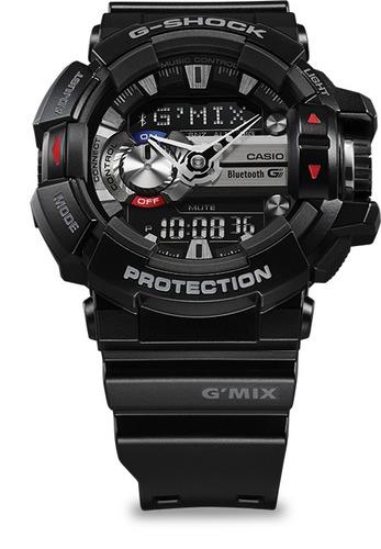 reloj casio g-shock gba-400 / g'mix/ bluetooth/original