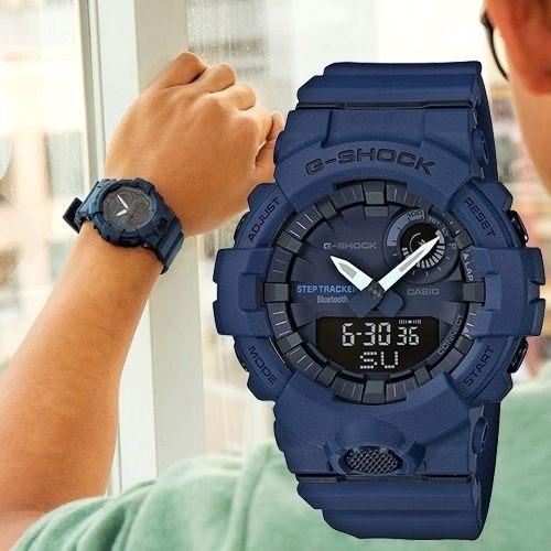 Reloj 800 Original Casio Gba 2adr Hombre G Shock Para MpGSzqUV