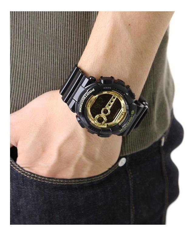 Reloj Casio G shock Gd 100gb 1 En Stock Original Garantia