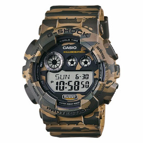 Reloj Casio G shock Gd 120cm 5er Camuflaje Edicion Limitada