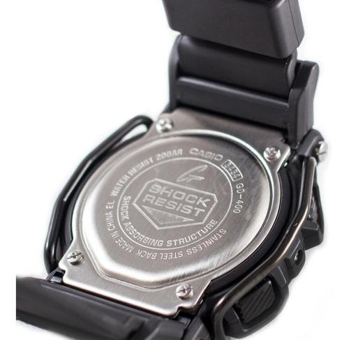 reloj casio g-shock gd-400