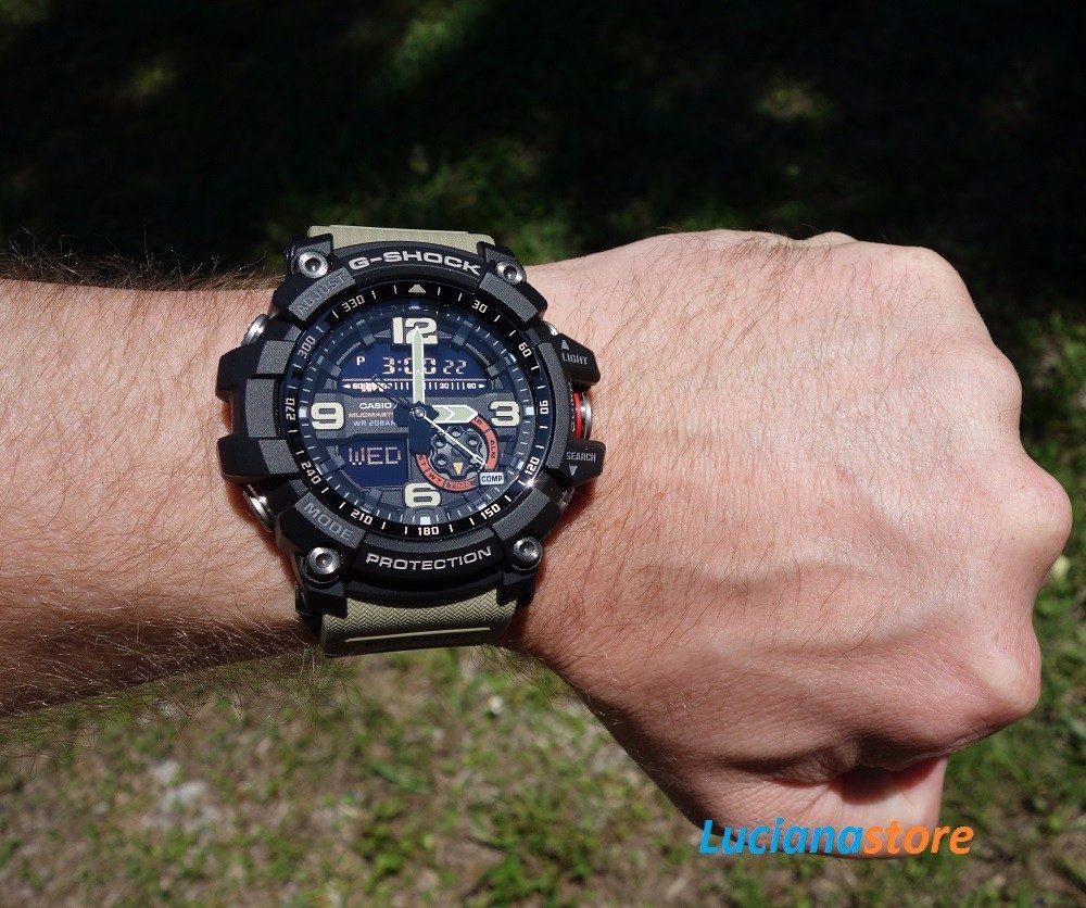 b09e94103ecd3 reloj casio g-shock gg 1000 mudmaster - original nuevo ztr. Cargando zoom.