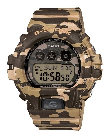Casio Gmds6900cf G 3 Shock Reloj Camuflaje Militar hQrsCxtdBo
