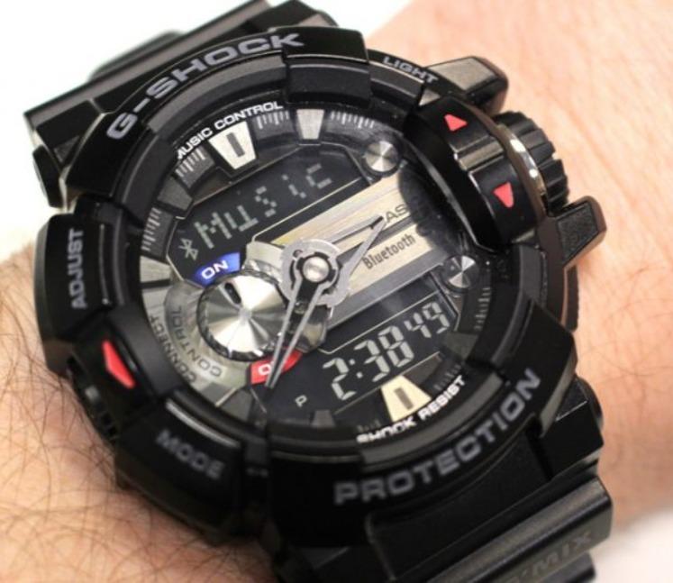 9378130adb39 Reloj Casio G-shock G mix Gba-400-1a - 100% Nuevo En Caja - S  679 ...