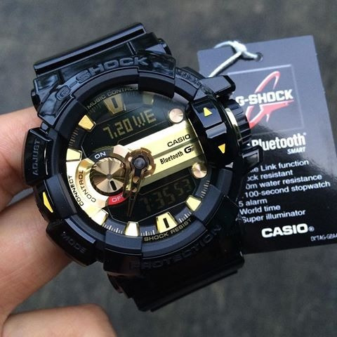 f7c0813a69bb Reloj Casio G-shock G mix Gba-400-1a9 - 100% Nuevo Original - S  679 ...