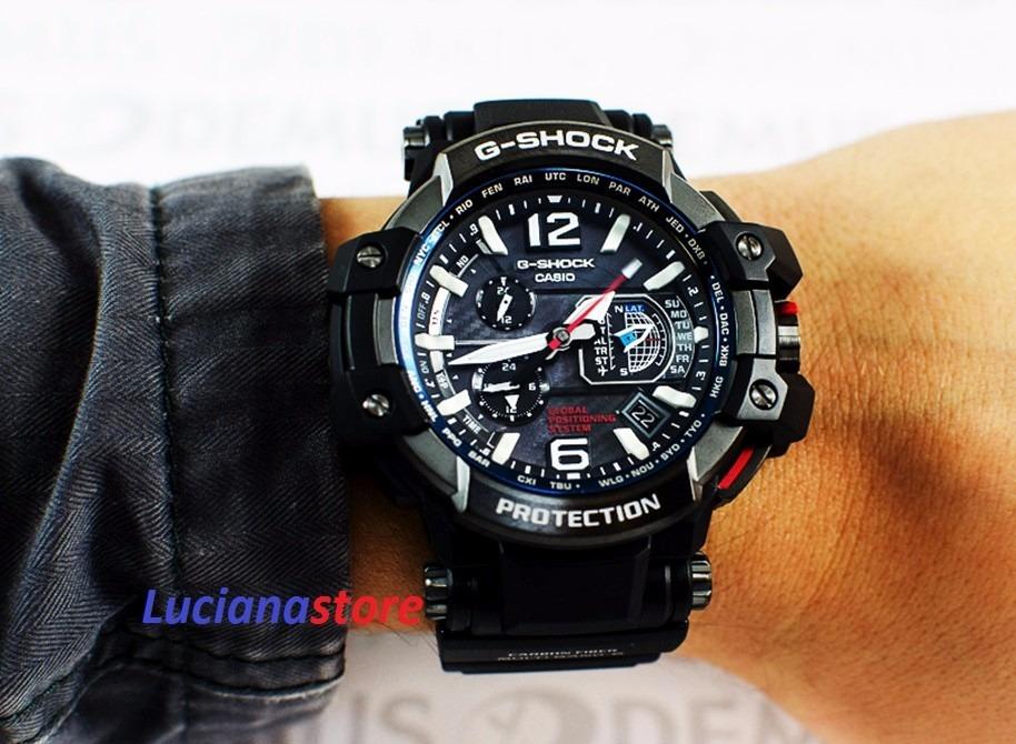 bef517cb6d11 Reloj Casio G-shock Gpw 1000 - Gps - Zafiro Original - Ztr - S ...