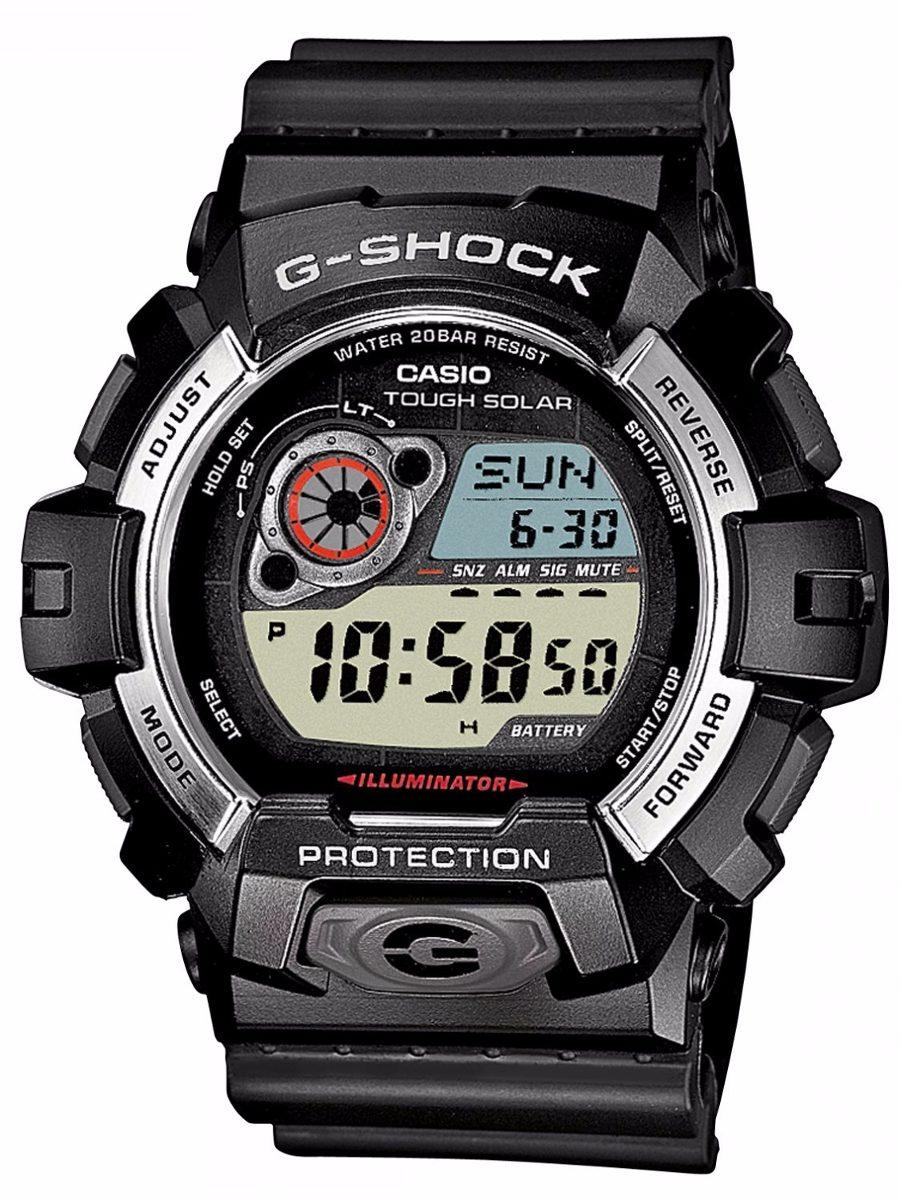 af8ea8def63 reloj casio g-shock gr-8900 tough solar digital. Cargando zoom.