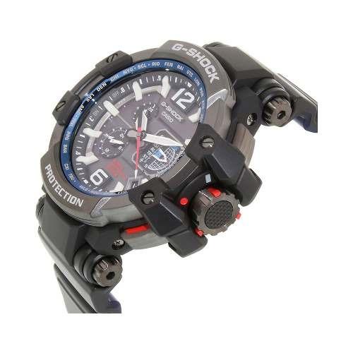 58921da288cc Reloj Casio G Shock Gravitymaster Gpw-1000-2agps Hybrid W -   3.198 ...