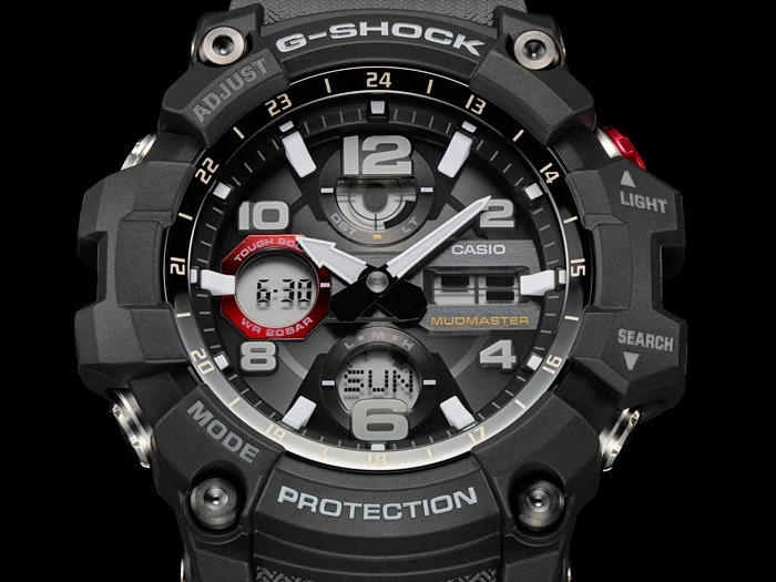 23670b681d6 Reloj Casio G Shock Gsg-100-1a8 Modelo 2018 Local Belgrano ...