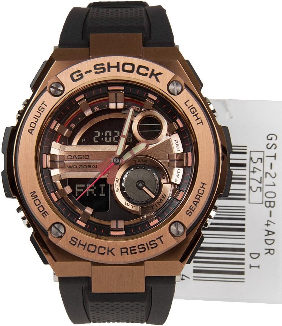 8745cfff335b Reloj Casio G-shock Gst-210b-4a - 100% Nuevo En Caja - S  1.089