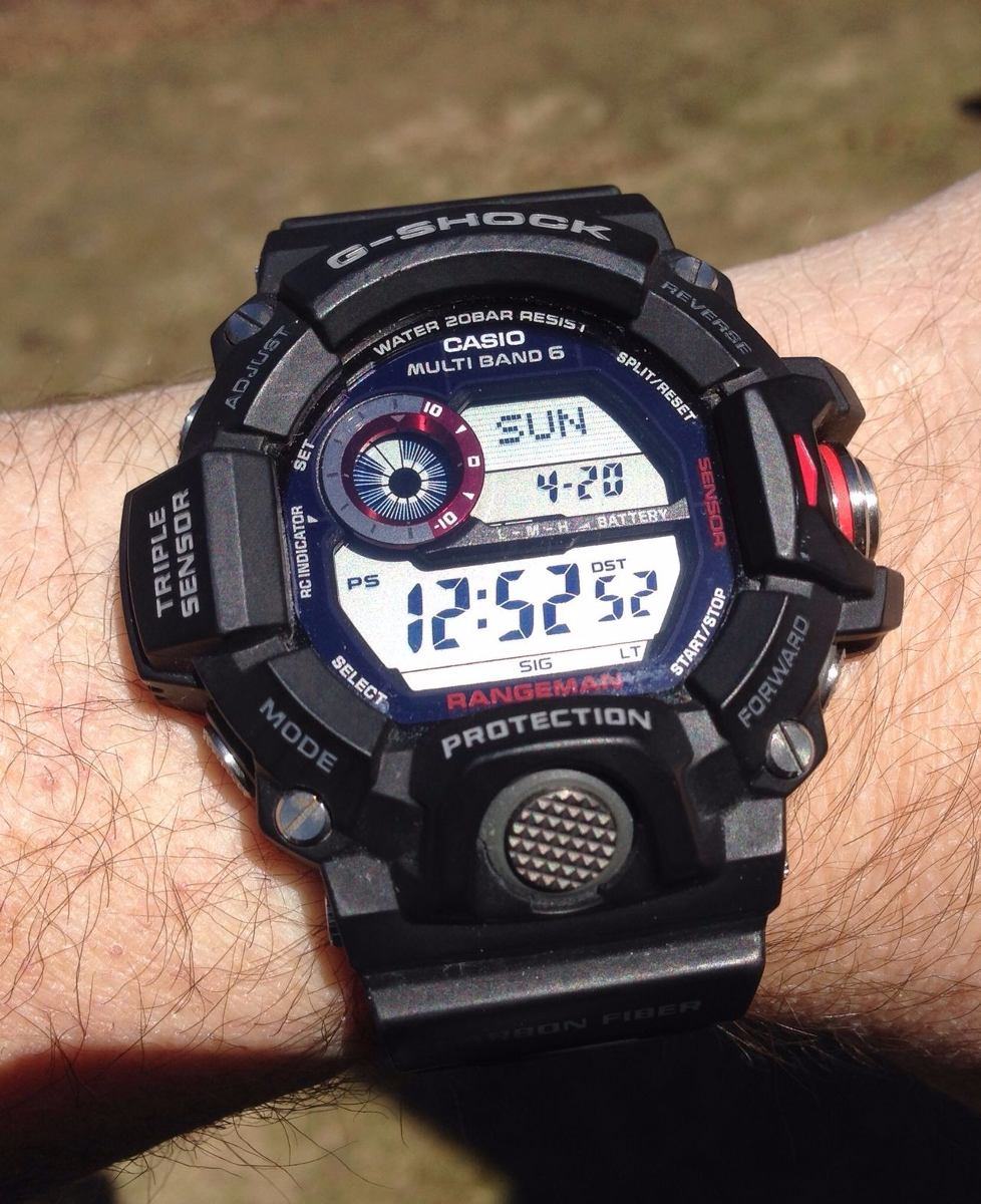 e45736a0b63a Reloj Casio G-shock Gw-9400 Rangeman-100%original 2color Ztr - S ...