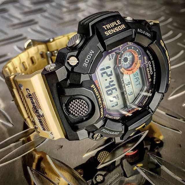 97b248f76654 Reloj Casio G-shock Gw-9400 Rangeman Camuflado Militar - S  1.499