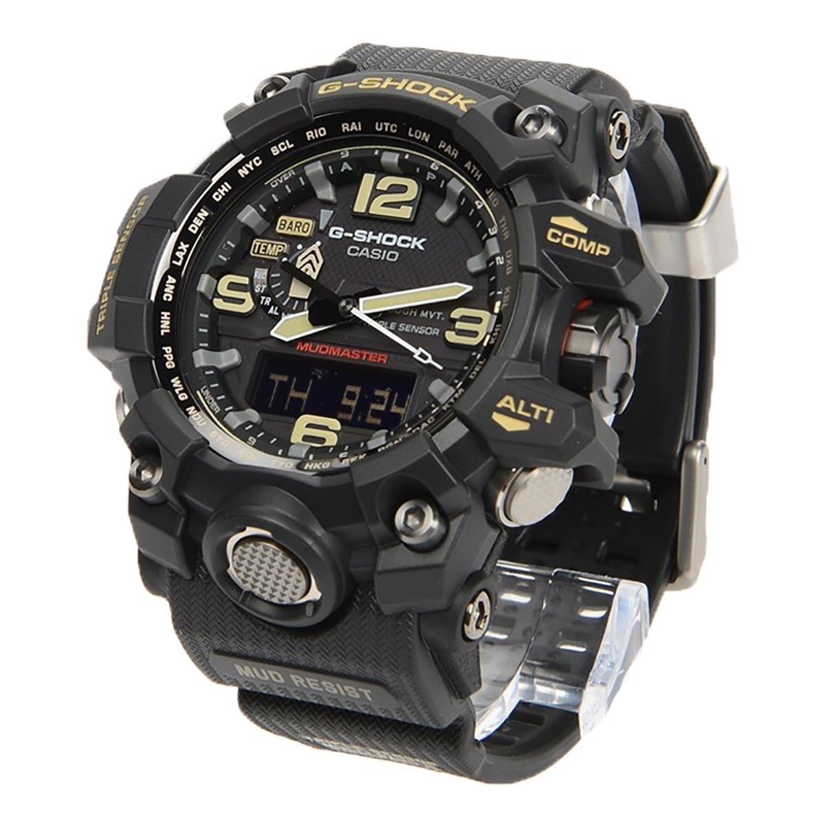 Encargue Casio Cuotas Shock G 1a 1000 Reloj 12 Gwg Por dBhsrCtQx