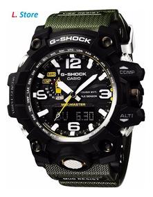Nuevo Original G Shock 1000 Mudmaster Casio Ztr Gwg Reloj Xwk80OnP