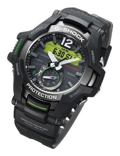 reloj casio g-shock master of g gravity master gr-b100-1a3