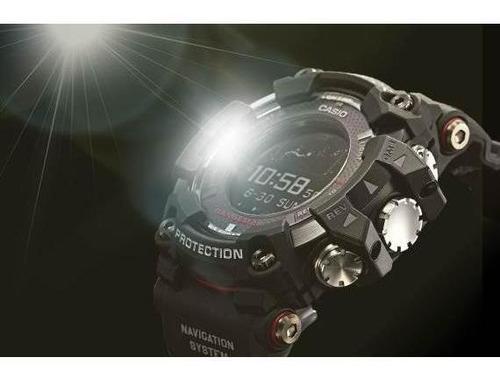 reloj casio g-shock master of g rangeman navi gpr-b1000-1