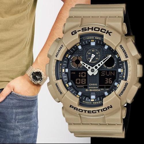 reloj casio g shock militar
