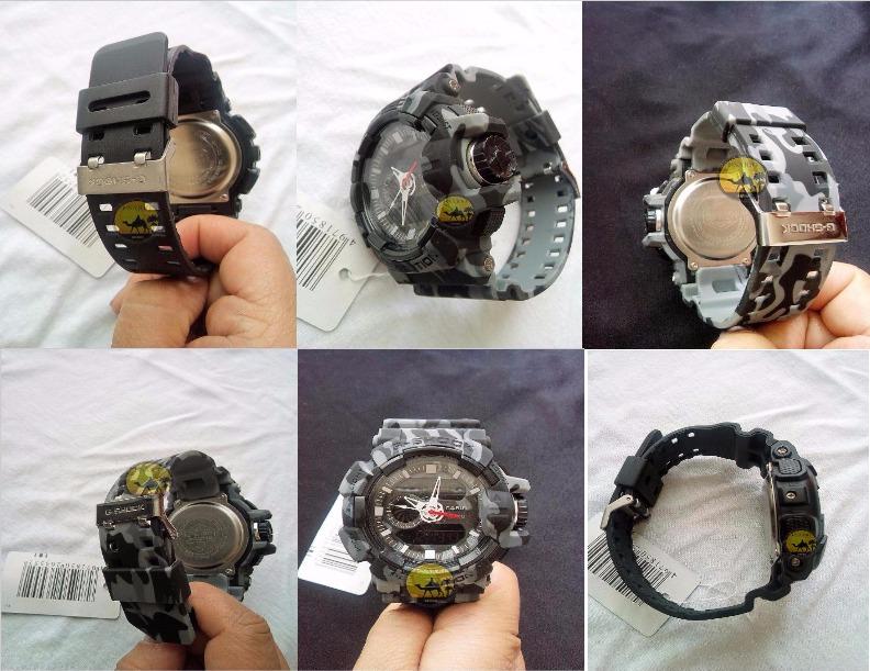 228956288a0 Reloj Casio G Shock Militar Hombre Camuflado Precio Colombia ...