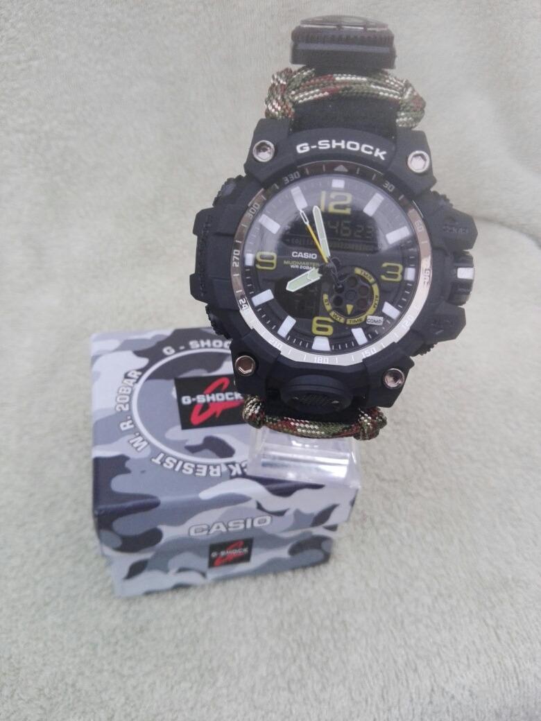 f31676615d0 Reloj Casio G-shock Militar Supervivencia Para Hombre -   519.00 en ...