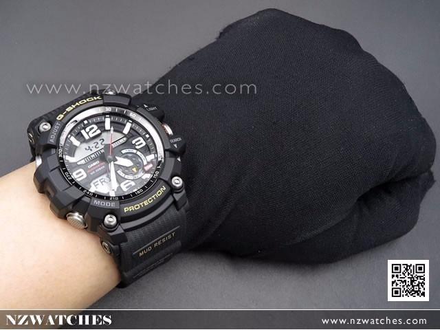 340210d410a30 Reloj Casio G-shock Mudmaster Gg-1000-1a Twinsensor Original ...