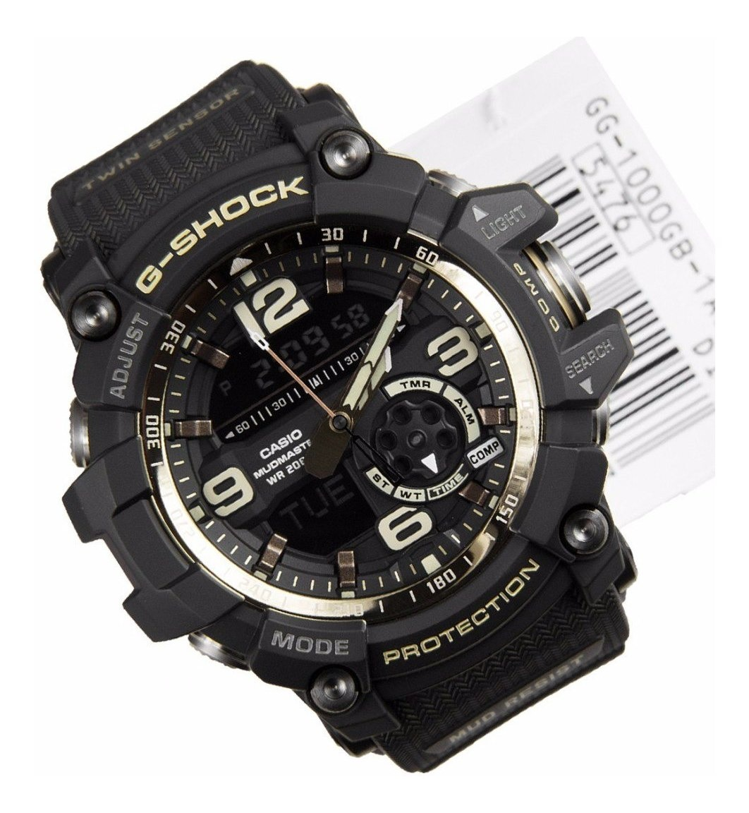Local G Gg Casio Mudmaster Reloj Shock 1000gb 1a Belgrano mv8n0NwO