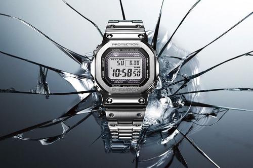reloj casio g-shock original gmw-b5000d-1cr ghiberti