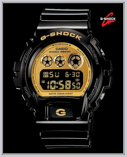 reloj casio g - shock original importado 1 año de garantia