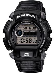 Reloj Casio G shock Phombre, Correa De Nailon Gris