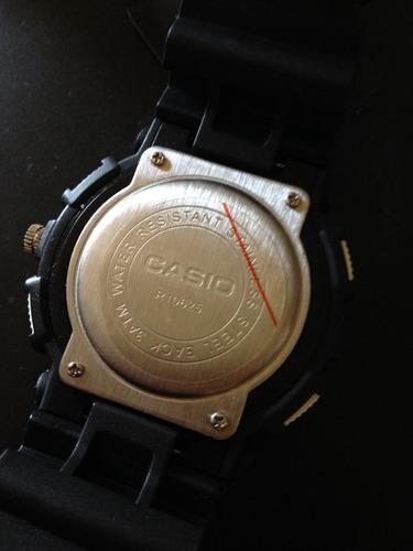 reloj casio g-shock protecciónprotection