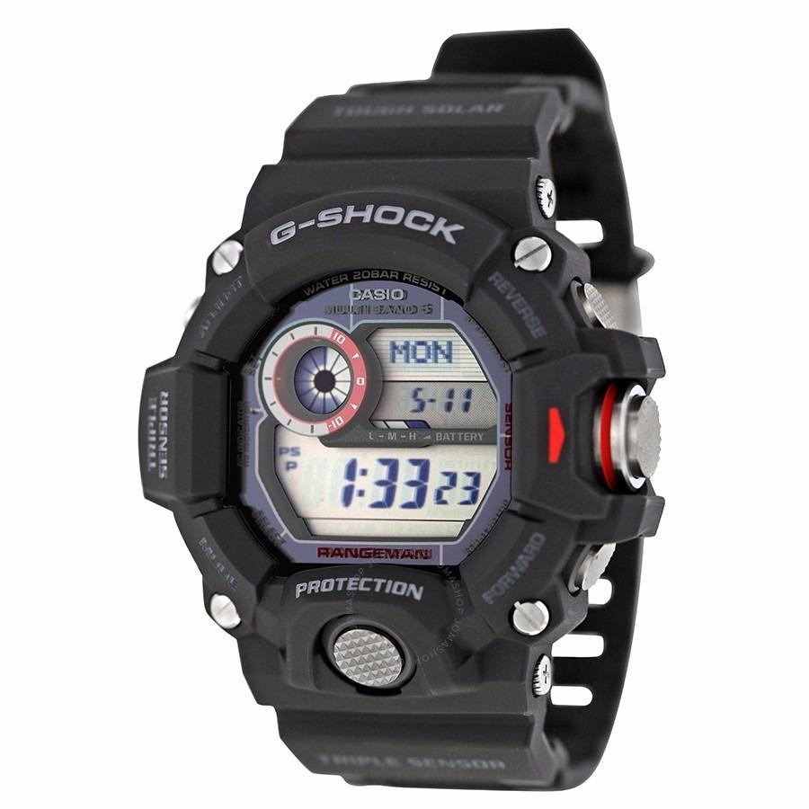 52c4ed346262 reloj casio g-shock rangeman gw-9400-1 triple sensor gw9400. Cargando zoom.