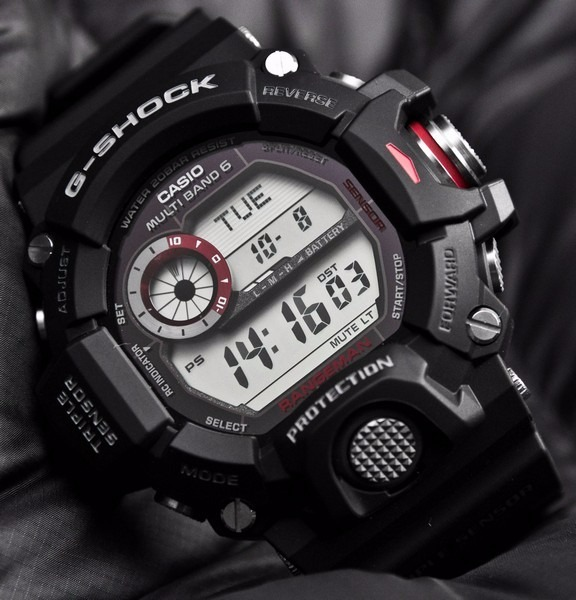 7591687501cd Reloj Casio G-shock Rangeman Gw-9400 Sensor