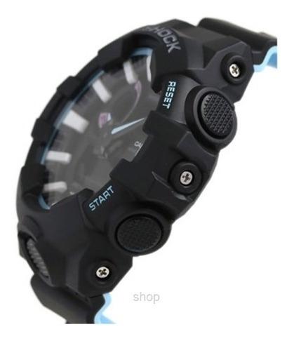 reloj casio g-shock resistente al agua ga-700pc-1adr
